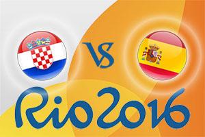 Rio 2016 Betting Tips - Croatia v Spain