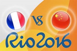 Rio 2016 Betting Tips - France v China