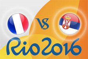 Rio 2016 Betting Tips - France v Serbia