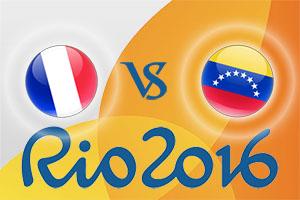 Rio 2016 Betting Tips - France v Venezuela