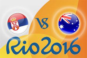 Rio 2016 Betting Tips - Serbia v Australia