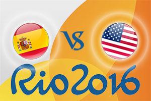 Rio 2016 Betting Tips - Spain v USA