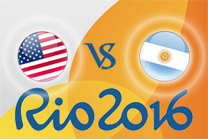 Rio 2016 Betting Tips - USA v Argentina
