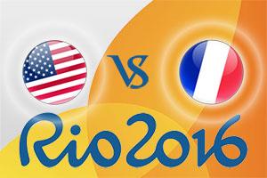 Rio 2016 Betting Tips - USA v France