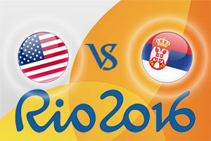 Rio 2016 Betting Tips - United States v Serbia