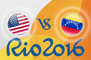 Rio 2016 Betting Tips - USA v Venezuela
