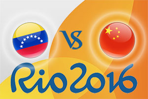 Rio 2016 Betting Tips - Venezuela v China
