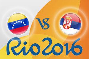 Rio 2016 Betting Tips - Venezuela v Serbia