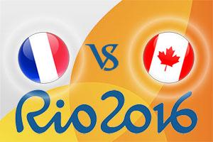 Rio 2016 Women's Basketball Betting Tips - France v Canada