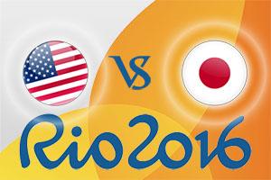 Rio 2016 Women's Basketball Betting Tips - USA v Japan