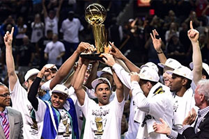 San Antonio Spurs NBA Champions 2014