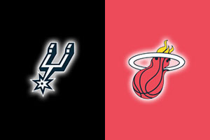 NBA Finals 2014 - San Antonio vs Miami
