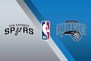 San Antonio Spurs vs. Orlando Magic