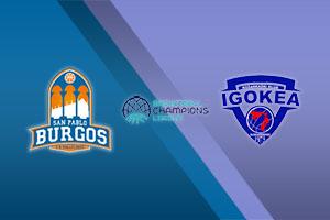 San Pablo Burgos vs. Igokea