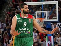 Saski Baskonia - Ioannis Bourouis