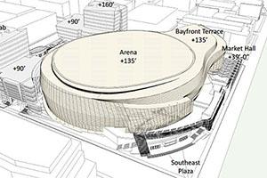 The Mission Bay Stadium