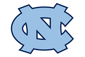 University of North Carolina Tar Heels Logo