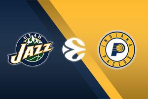 Utah Jazz vs. Indiana Pacers