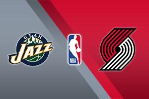 Utah Jazz vs. Portland Trail Blazers