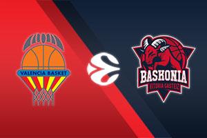 Valencia Basket vs. Baskonia
