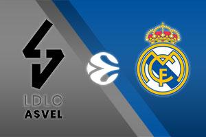 Villeurbanne vs. Real Madrid