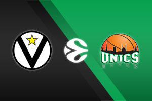 Virtus Bologna vs. Unics Kazan
