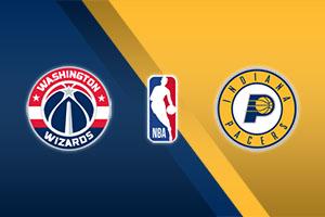 Washington Wizards vs. Indiana Pacers