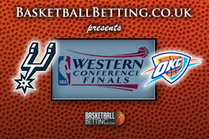 Western Conference Finals - Spurs vs Thunder