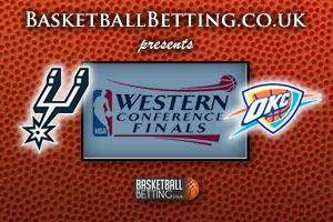 Western Conference Finals - San Antonio vs Oklahoma City