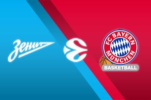 Zenit St. Petersburg vs Bayern Munich