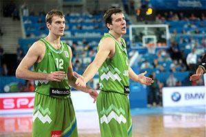 Zoran Dragic and Goran Dragic